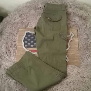 Forever 2 in 1 cargo pants, S